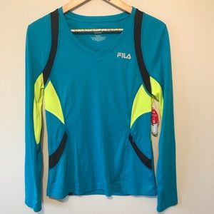 NWT Fils Performance Athletic Top